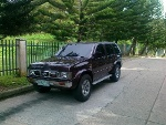 Picture For sale: nissan terrano 4x4 diesel turbo a/t...