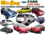 Picture Buying Ford Cars