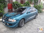 Picture Nissan super saloon AT