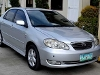 Picture Toyota altis 2005 model ladydriven