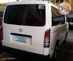 Picture 2012 Toyota Hiace Commuter