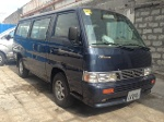 Picture 2014 Nissan Urvan VX 18 Seater Manual Transmission