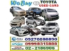 Picture We Buy Toyota used Cars, Van, Pick-Up, AUV and SUV
