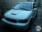Picture Kia carnival ls all power MANUAL 2001 mdl