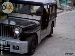 Picture Sporty owner jeepney