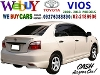 Picture Toyota Vios 2008 up to 2013 model