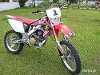 Picture Crf 250x 2006 rockstar theme