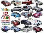 Picture We are buying Honda used Cars