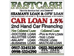 Picture Need money fast - we offer car loan mortgage...
