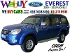 Picture Ford Everest Ice Series 2009 - 2013 models
