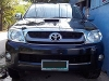 Picture Toyota hilux g 4x4 - first owner