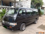 Picture 2007 nissan urvan, Used, 2007, Philippines