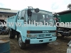 Picture Isuzu Forward Dump Truck with Extended Siding