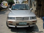 Picture 1997 Musso MB SUV 4X4