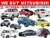 Picture Buying Mitsubishi Cars, Van, Pick-Up, AUV and SUV