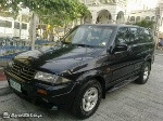 Picture Ssangyong MUSSO 4x4 GAS Sariwa AT-1997