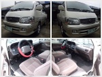 Picture 2001 Toyota HiAce