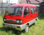 Picture Own a Multicab van for just 450 pesos