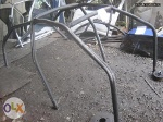 Picture Roll cage for honda db8 japan surplus