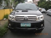 Picture 2009 toyota fortuner v 4x4 (top of d line)...