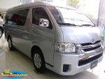 Picture 2014 Toyota Hi ace Gl grandia 1 tone 210K only