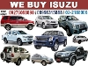 Picture Buying Isuzu used Pick-Up and SUV