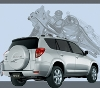 Picture Toyota RAV4 4x4 4-Speed A/T car