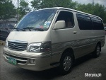 Picture 2004 Toyota HiAce Manual 2 Tone White And Gold...
