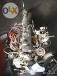 Picture Toyota 4k engine with transmission