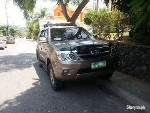 Picture 2006 Toyota Fortuner 2. 5G 4x2 Dsl AT