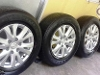 Picture 17 inch BRAND NEW rims with tires from mazda bt...