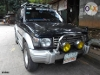 Picture Mitsubishi pajero 3 doors gas for sale or swap...