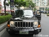 Picture 2007 commander jeep matic 4x4