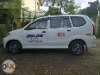 Picture Taxi with Franchise - Toyota Avanza