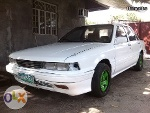 Picture Mitsubishi Galant SS car for sale or swap only...