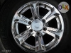 Picture 1pc isuzu dmax chrome 16 mags tire 4x4 spare...