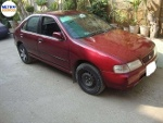 Picture Nissan sunny od.saloon