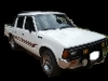 Picture Nissan double cabin model 1985 white color for...