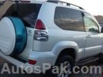 Picture 2005 Toyota Land Cruiser 4 door