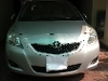 Picture Toyota Belta 2009 silver color for sale