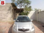 Picture Vitz model regester 2008 new ship — Peshawar