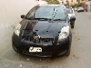 Picture Toyota vitz 2007 black color for sale