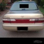 Picture Toyota Corolla 2.0D Limited