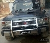 Picture Mitsubishi Pajero Exceed 2.5D 1990