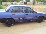 Picture Honda Civic 1984 CNG Metallic Blue Color for sale