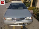 Picture SunnY NissaN 1.4TwinCam Eng, AC CNG Under...