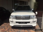 Picture Toyota Land Cruiser VX Limited 4.7 2004