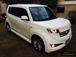 Picture Toyota bb 1.3s aero-g package
