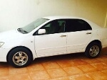 Picture Toyota Corolla Saloon, 40th Anniversary Limited...