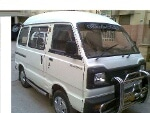 Picture Suzuki HI ROOF BOLAN CARRY japan assembled...